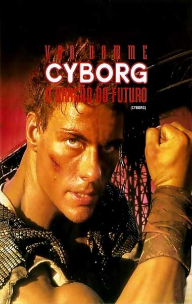 Cyborg O Dragão do Futuro