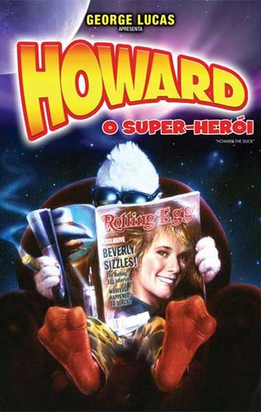 Howard - O Super-Herói