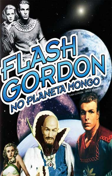 Flash Gordon: Planeta Mongo
